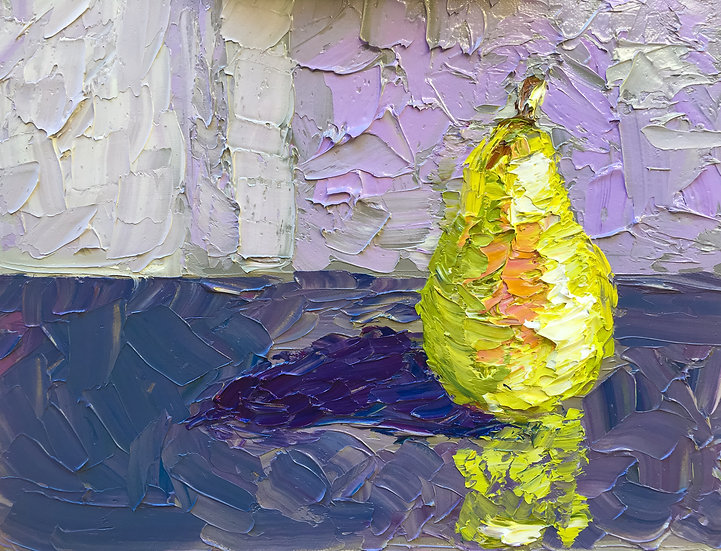 """Pear Study"""