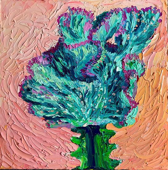 """Blushing Euphorbia"" Fine Art Print"