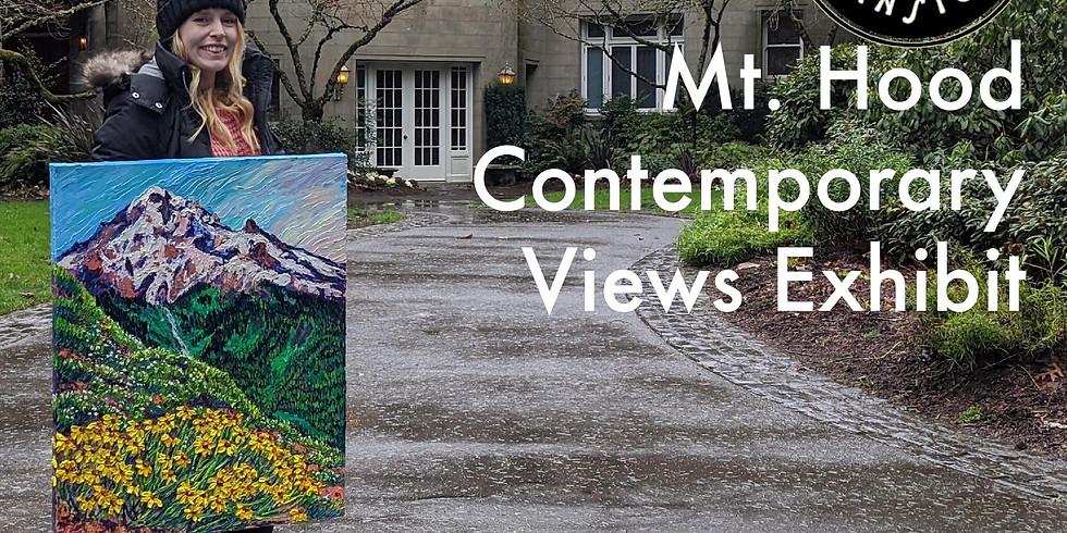 Mt. Hood Contemporary Views