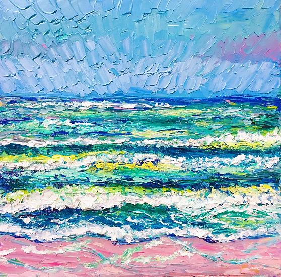 """""""Cerulean Coast"""""""
