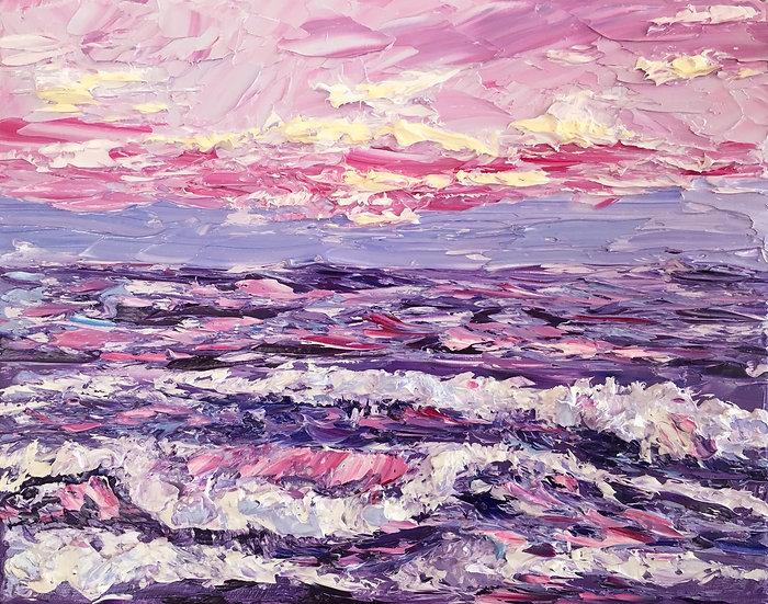 Waves Near Cape Perpetua