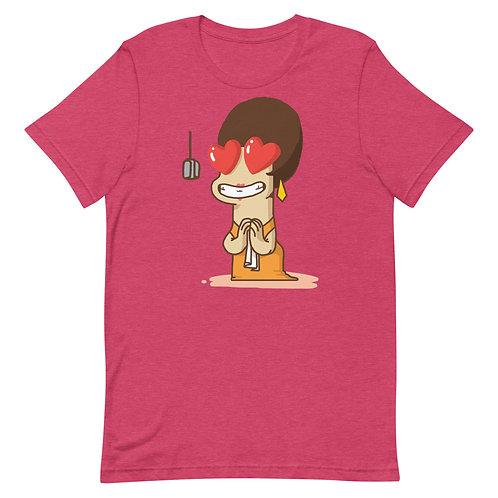 Umm Kulthum - Short-Sleeve T-Shirt - أم كلثوم