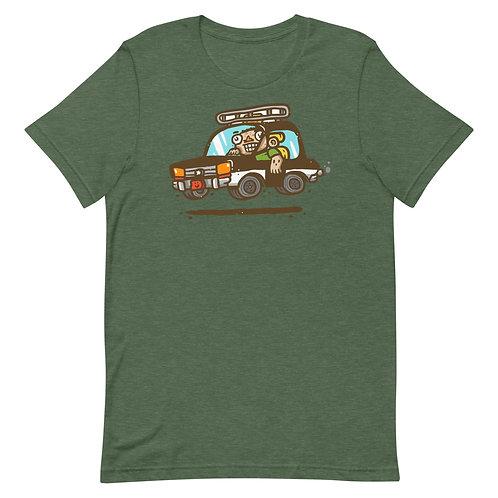 Taxi Egypt - Short-Sleeve T-Shirt - تكسي مصر