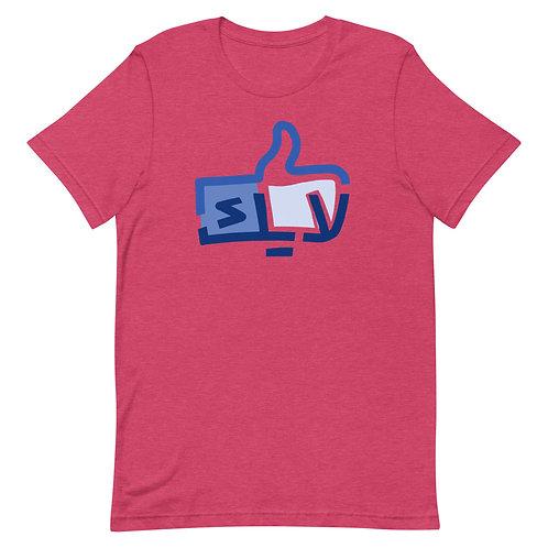 Like - Short-Sleeve T-Shirt - لايك