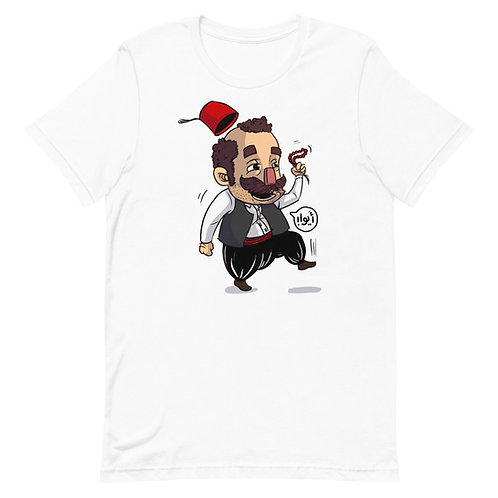 Dabke - Short-Sleeve T-Shirt - دبكة