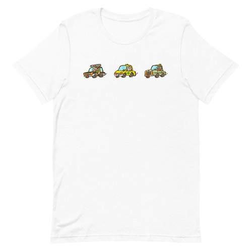 Otlob Taxi - Short-Sleeve T-Shirt - أطلب تكسي
