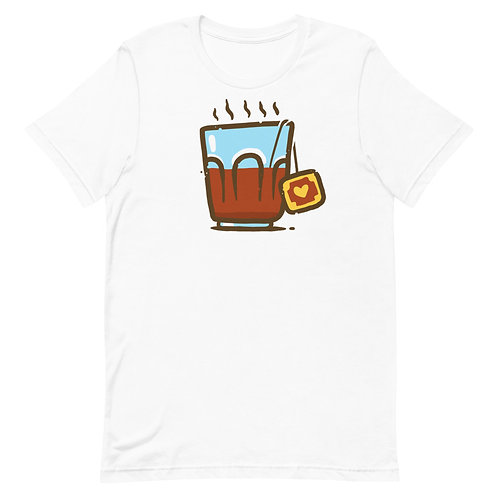 Tea - Short-Sleeve T-Shirt - شاي