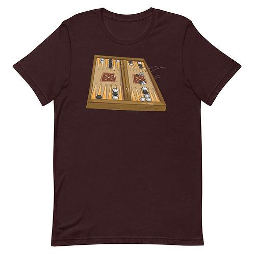 Tawla - Short-Sleeve T-Shirt - طاولة