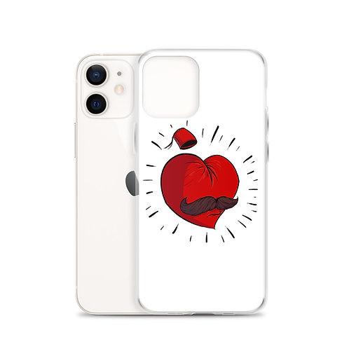 Mustache Love - iPhone Case - حب أبو شنب