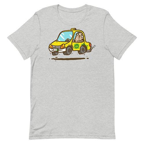 Taxi Jordan - Short-Sleeve T-Shirt - تكسي الأردن