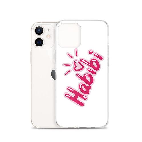 Habibi 1 - iPhone Case - حبيبي ١