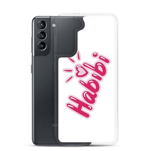 Habibi 1 - Samsung Case - حبيبي ١