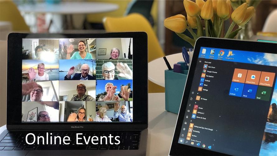 Online Events & Workshops