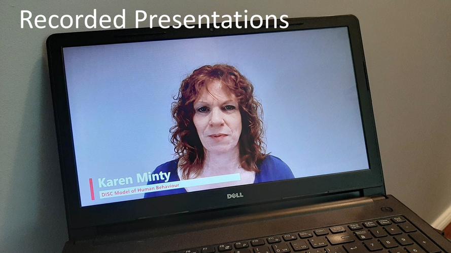 Recorded Presentations