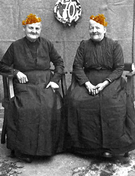 les Barilla Sisters se réposent