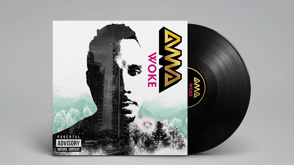 Limited Ed. Vinyl of WOKE Album