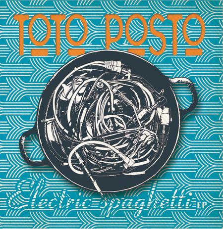 """""""Electric Spaghetti"""" EP"""