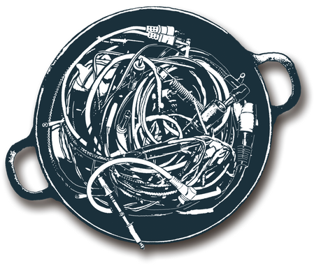 Electric Spaghetti / l'album