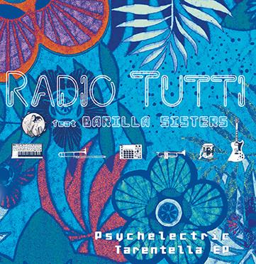 Psychelectric Tarentella EP sortie 20 JUIN