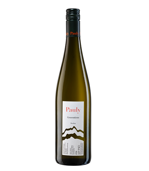 Axel Pauly, Riesling GENERATIONS, 2020er, feinherb (13,33€ / 1l)
