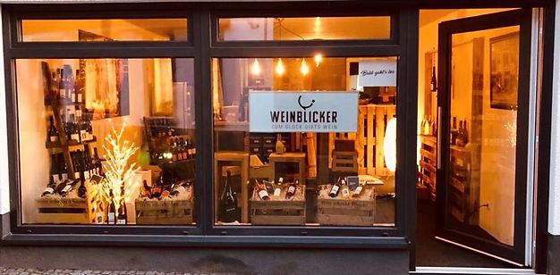 WEIONBLICKER Store hellenstraße Vallendar