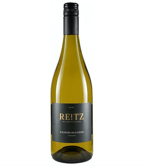Reitz, Weissburgunder, 2019er, trocken (15,33€ / 1l)