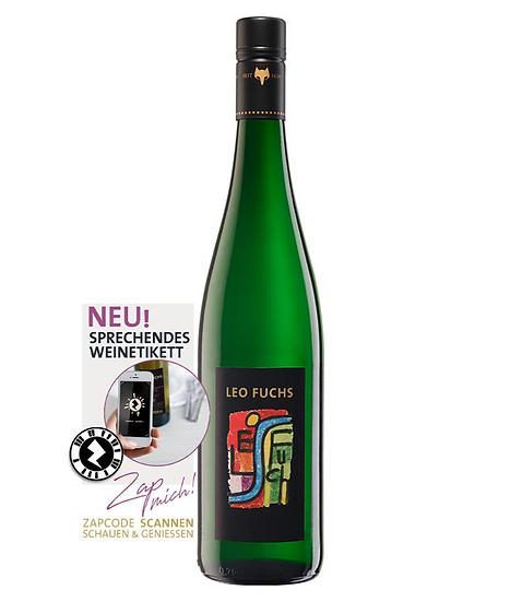 Leo Fuchs, Riesling VOM GRAUEN SCHIEFER, 2019er, feinherb (17,33€ / 1l)