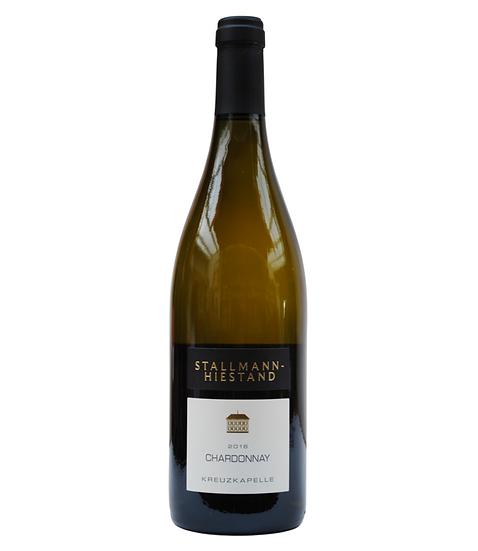 Stallmann-Hiestand, Chardonnay KREUZKAPELLE, 2018er, trocken (24,00€ / 1l)