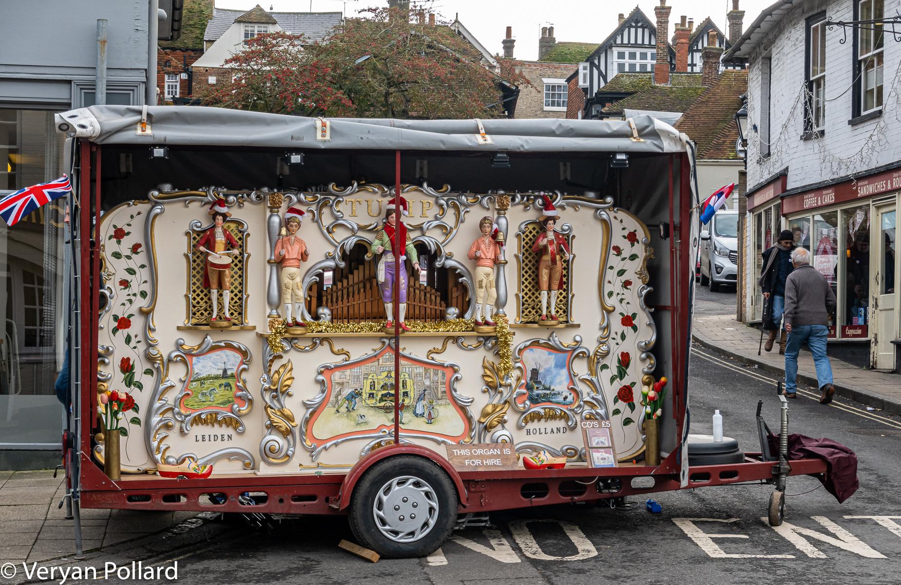 Christmas in Rye by Veryan Pollard-2