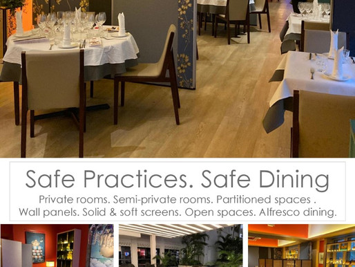 Safe Dining With A Peace Of Mind