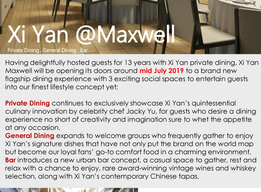 Xi Yan @ Maxwell (newly opened)