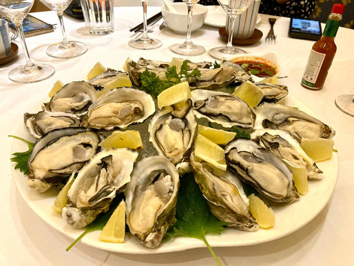 $3 oysters