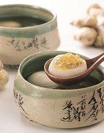 old yolk dumplings in ginger soup.jpg