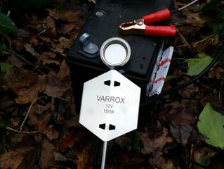 Varrox Vaporiser - My newest weapon against Varroa.