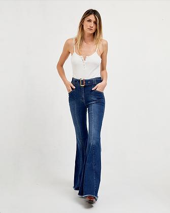 Jeans Flare Denim