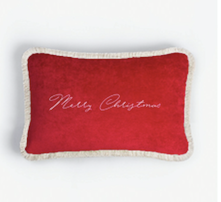 Coussin Merry Christmas