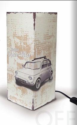Lampe Fiat 500