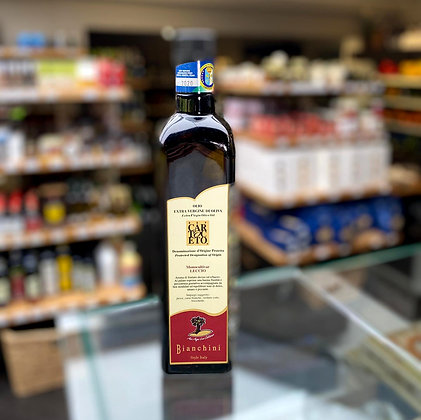 Huile extra vierge d'olive Leccio 0.5 l Bianchini