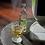 Thumbnail: VINTAGE set 6 verres à eau sur pied