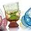 Thumbnail: VINTAGE set 6 coupes à glace
