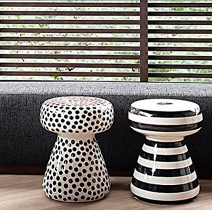 Table / Tabouret Pois