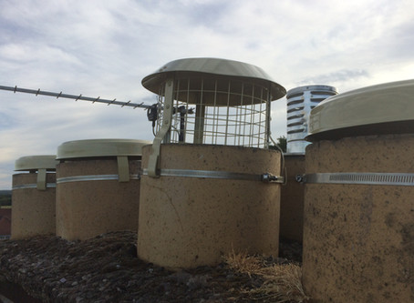 Why fit a Chimney Cowl / Bird Guard?