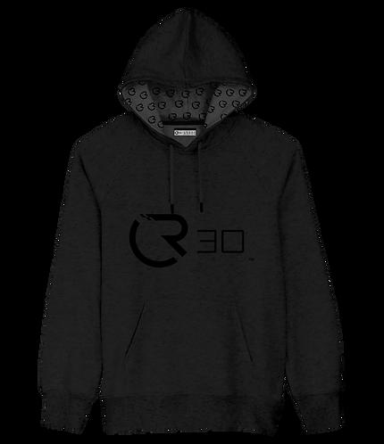 Moletom CR30 All Black Coleção Black&White