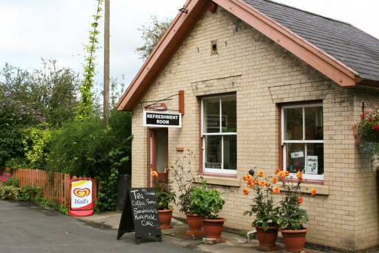 Arley Refreshment Kiosk