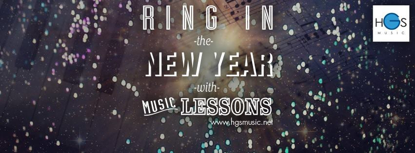 Ring in the New Year with Music!