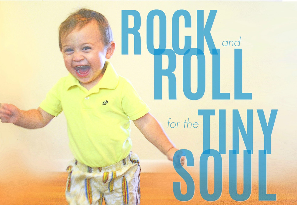 Spring Rock & Roll for the Tiny Soul!