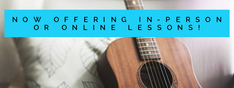 In-Person or Online Lessons Available!!