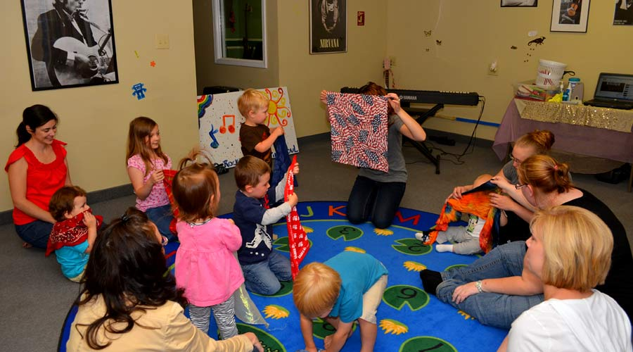 Baby/Toddler Music Class