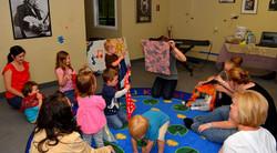 Baby/Toddler Music Class