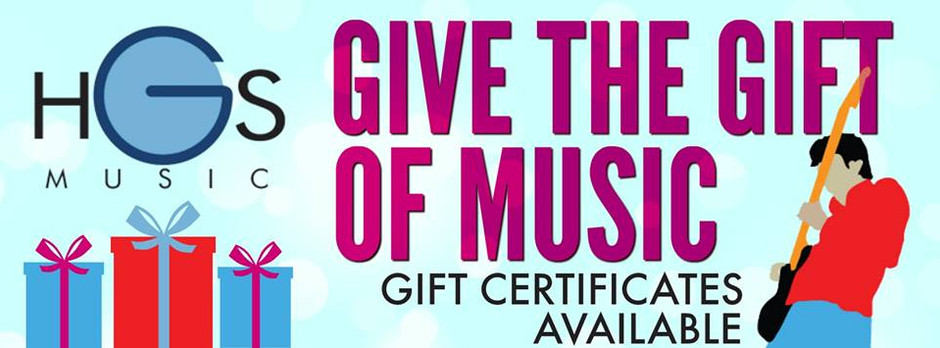 GIFT CERTIFICATES AVAILABLE!